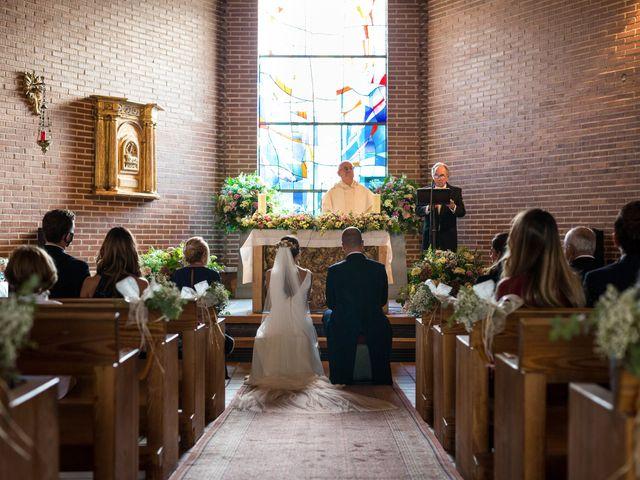 La boda de Kike y Silvia en Hoyo De Manzanares, Madrid 17