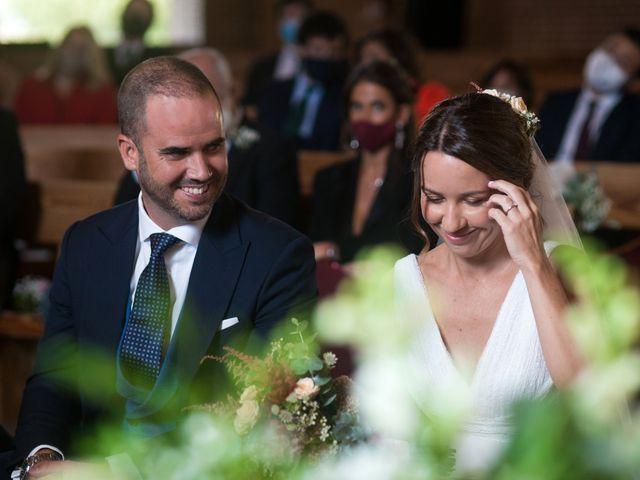 La boda de Kike y Silvia en Hoyo De Manzanares, Madrid 19