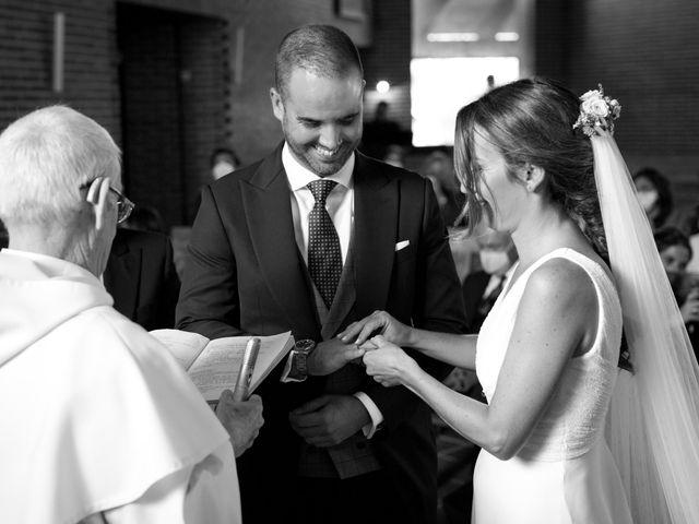 La boda de Kike y Silvia en Hoyo De Manzanares, Madrid 20