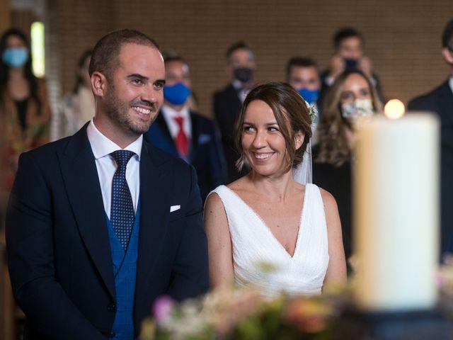La boda de Kike y Silvia en Hoyo De Manzanares, Madrid 21