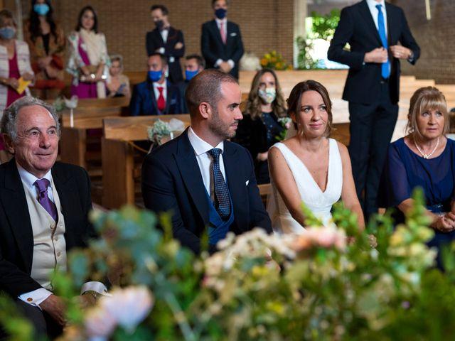 La boda de Kike y Silvia en Hoyo De Manzanares, Madrid 22