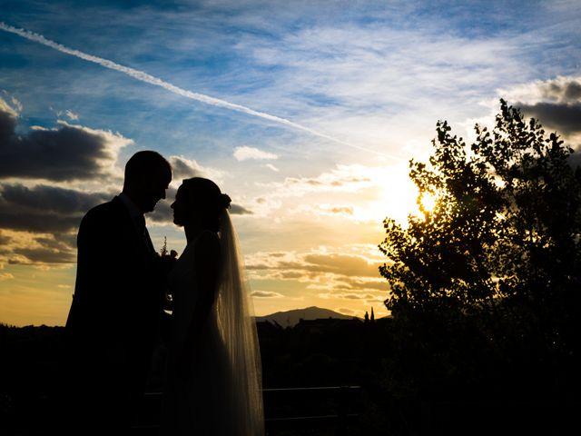 La boda de Kike y Silvia en Hoyo De Manzanares, Madrid 25