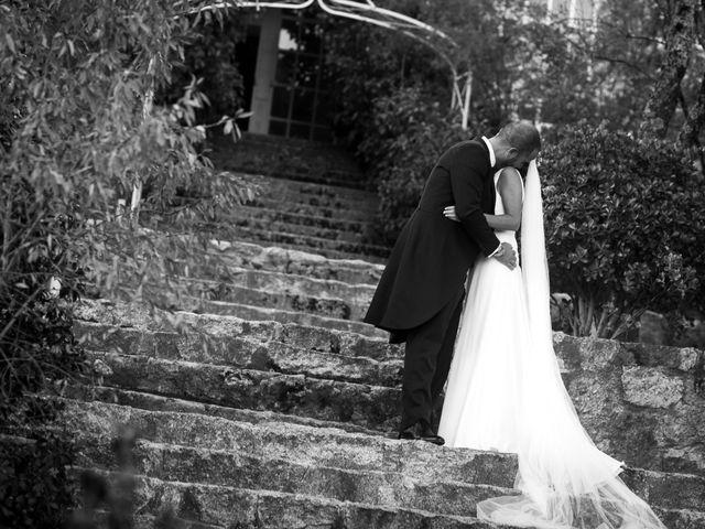 La boda de Kike y Silvia en Hoyo De Manzanares, Madrid 26