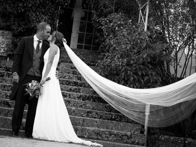 La boda de Kike y Silvia en Hoyo De Manzanares, Madrid 27