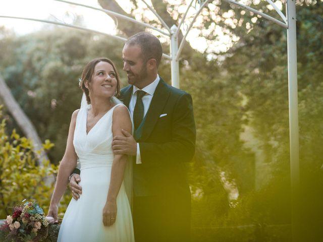 La boda de Kike y Silvia en Hoyo De Manzanares, Madrid 28