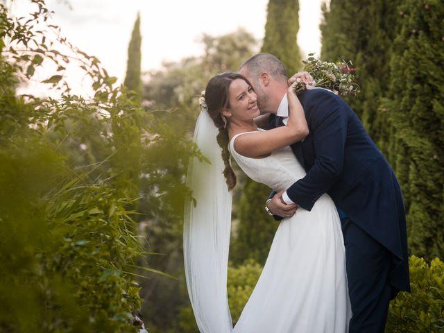 La boda de Kike y Silvia en Hoyo De Manzanares, Madrid 29