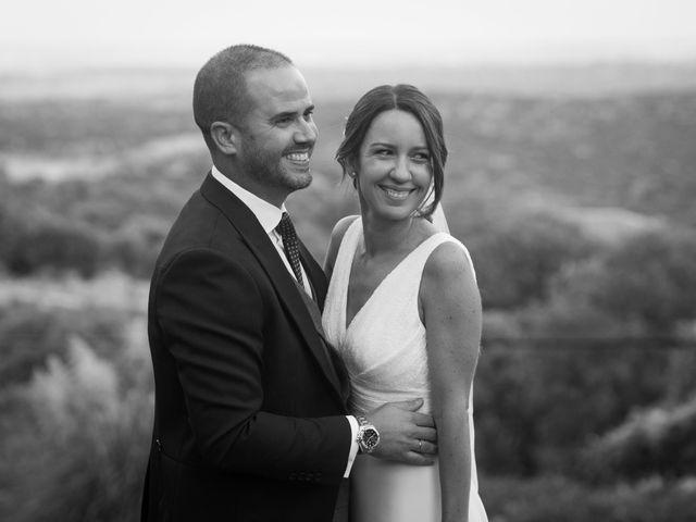 La boda de Kike y Silvia en Hoyo De Manzanares, Madrid 30