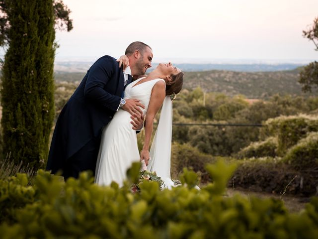 La boda de Kike y Silvia en Hoyo De Manzanares, Madrid 31