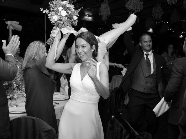 La boda de Kike y Silvia en Hoyo De Manzanares, Madrid 33