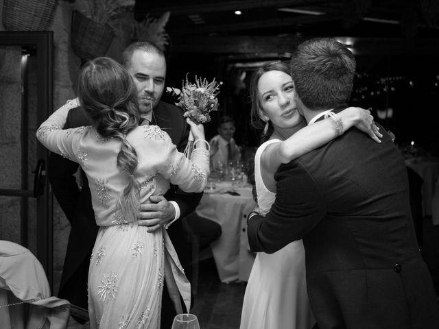 La boda de Kike y Silvia en Hoyo De Manzanares, Madrid 34