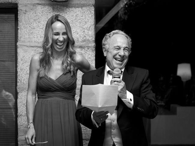 La boda de Kike y Silvia en Hoyo De Manzanares, Madrid 36