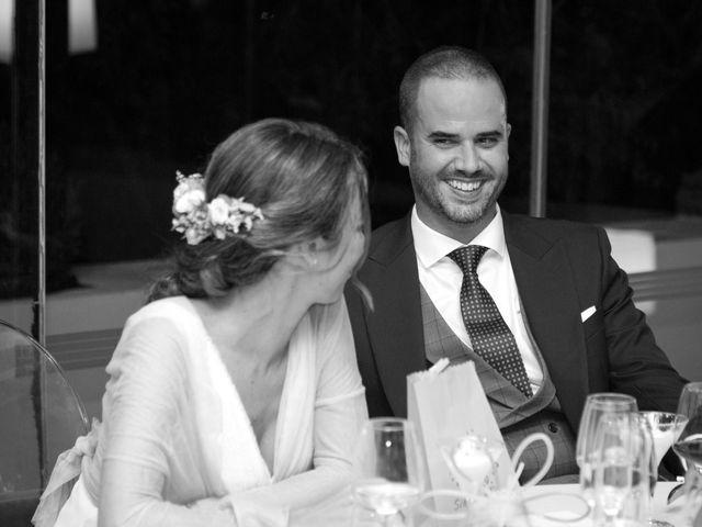 La boda de Kike y Silvia en Hoyo De Manzanares, Madrid 37