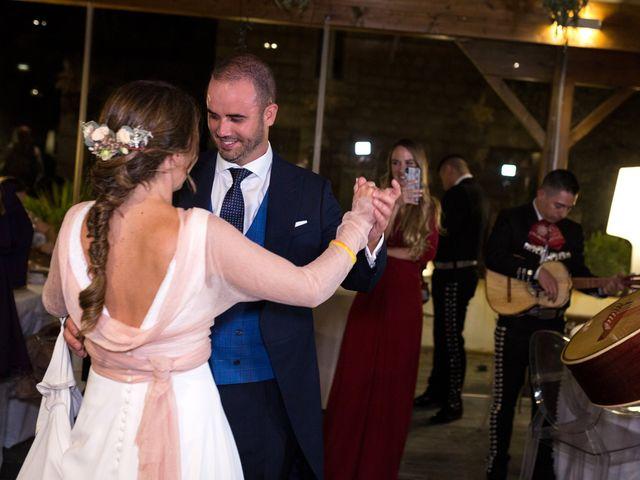 La boda de Kike y Silvia en Hoyo De Manzanares, Madrid 38