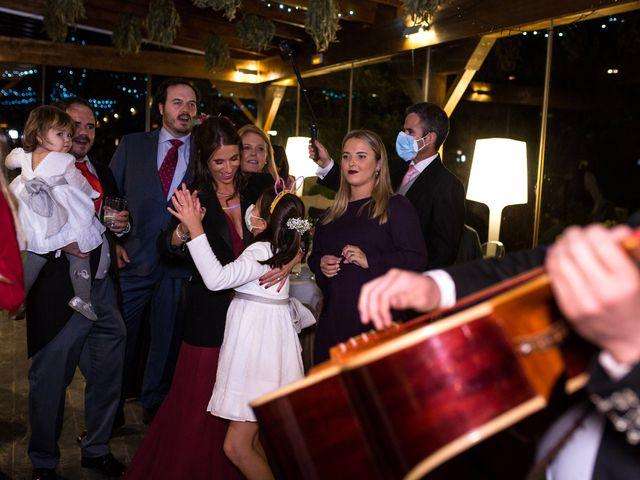 La boda de Kike y Silvia en Hoyo De Manzanares, Madrid 39
