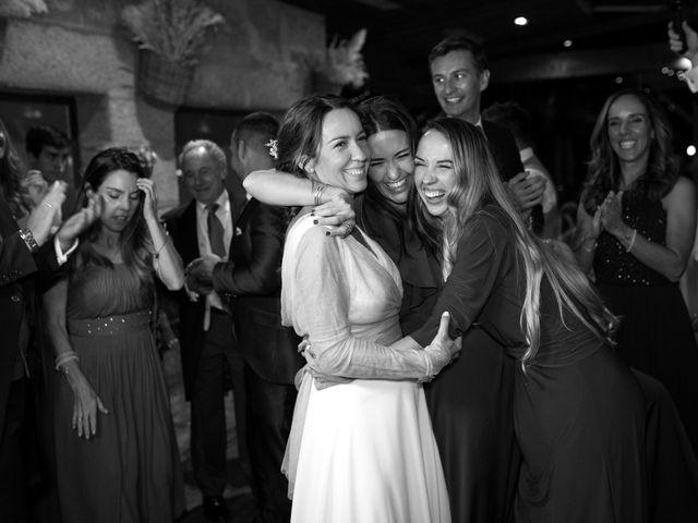 La boda de Kike y Silvia en Hoyo De Manzanares, Madrid 40