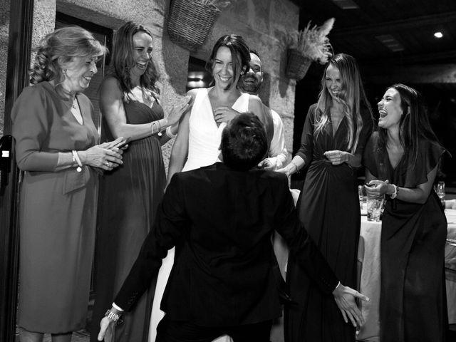 La boda de Kike y Silvia en Hoyo De Manzanares, Madrid 41