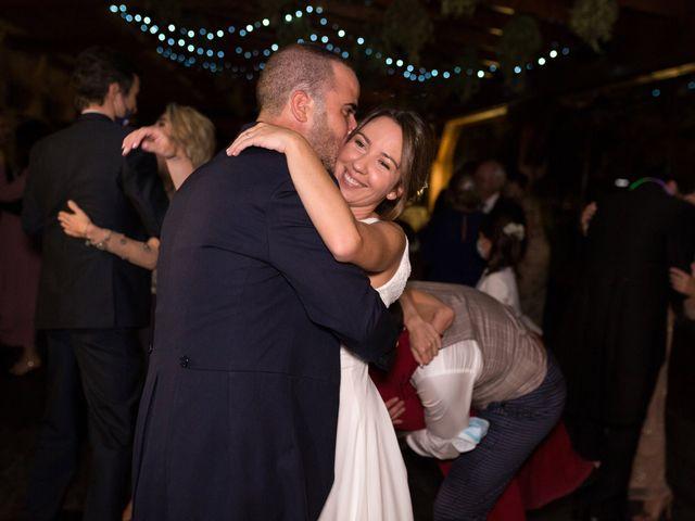 La boda de Kike y Silvia en Hoyo De Manzanares, Madrid 44