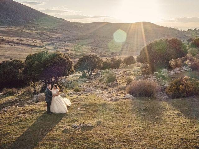 La boda de Ricardo y Azahara en Granada, Granada 84