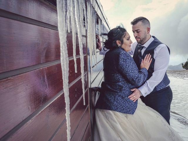 La boda de Ricardo y Azahara en Granada, Granada 88