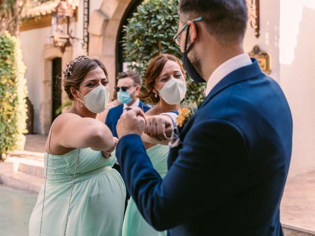 La boda de Laura y Daniel en Roquetas De Mar, Almería 13