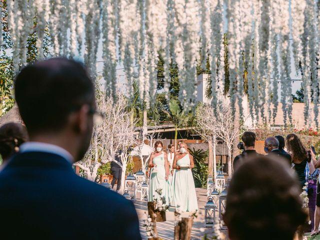 La boda de Laura y Daniel en Roquetas De Mar, Almería 15
