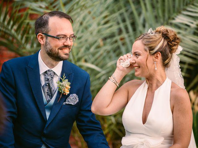 La boda de Laura y Daniel en Roquetas De Mar, Almería 18