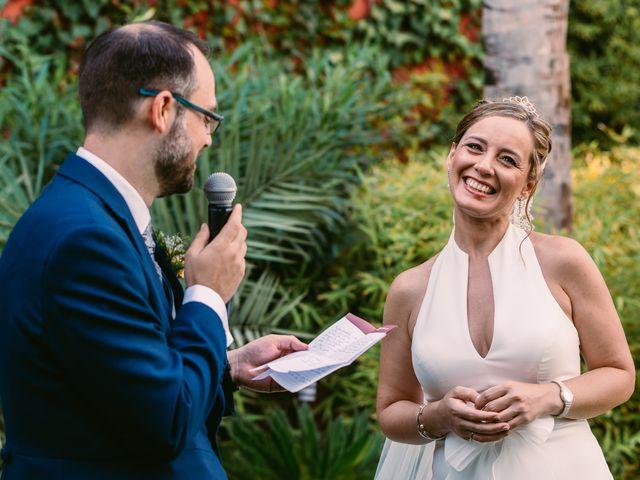 La boda de Laura y Daniel en Roquetas De Mar, Almería 22
