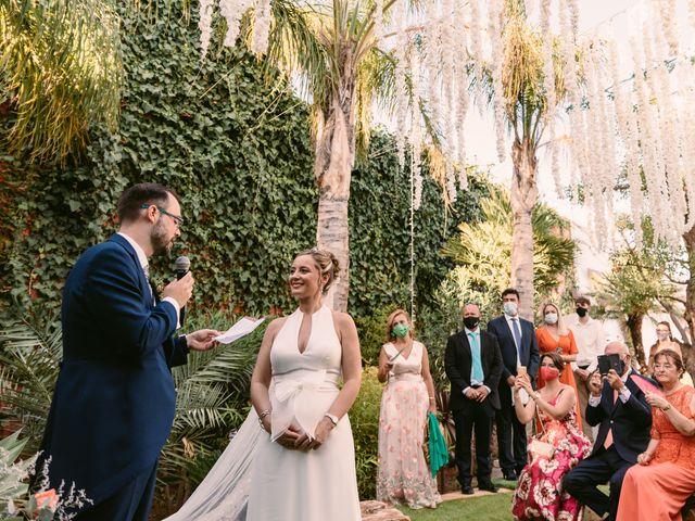 La boda de Laura y Daniel en Roquetas De Mar, Almería 23
