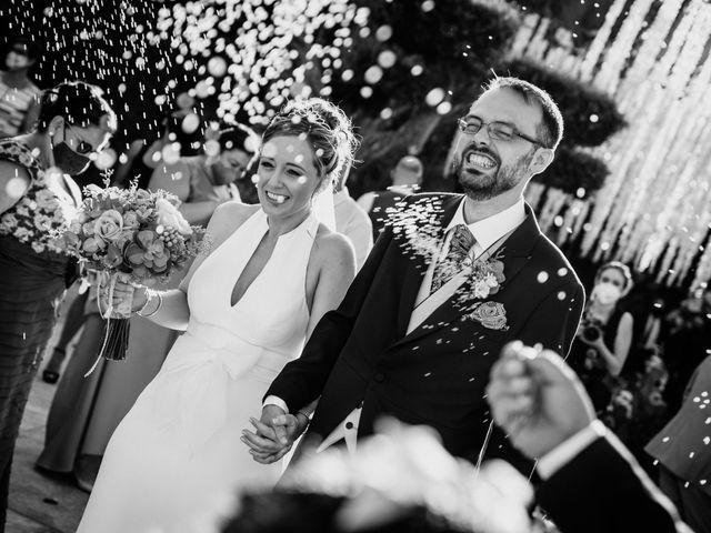 La boda de Laura y Daniel en Roquetas De Mar, Almería 25