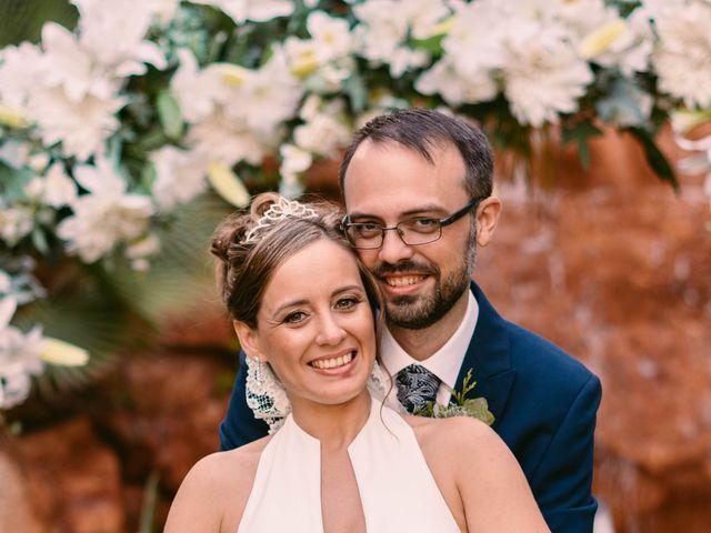 La boda de Laura y Daniel en Roquetas De Mar, Almería 26
