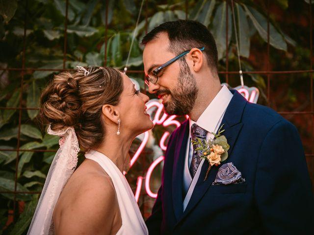 La boda de Laura y Daniel en Roquetas De Mar, Almería 27
