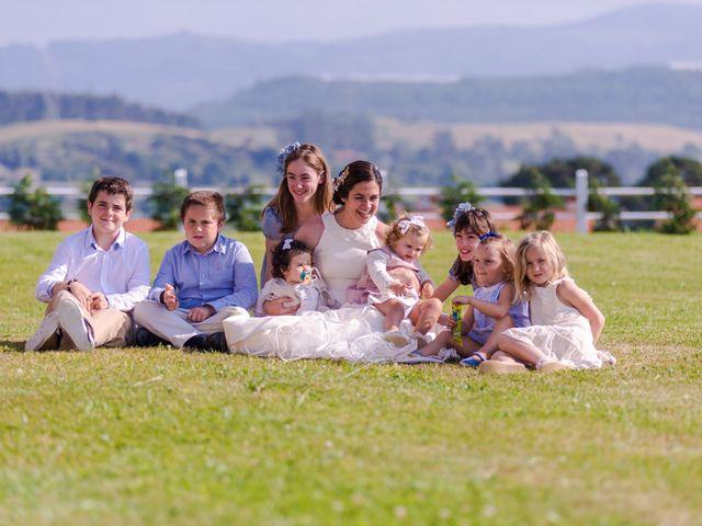 La boda de Pablo y Paula en Mijares, Cantabria 9