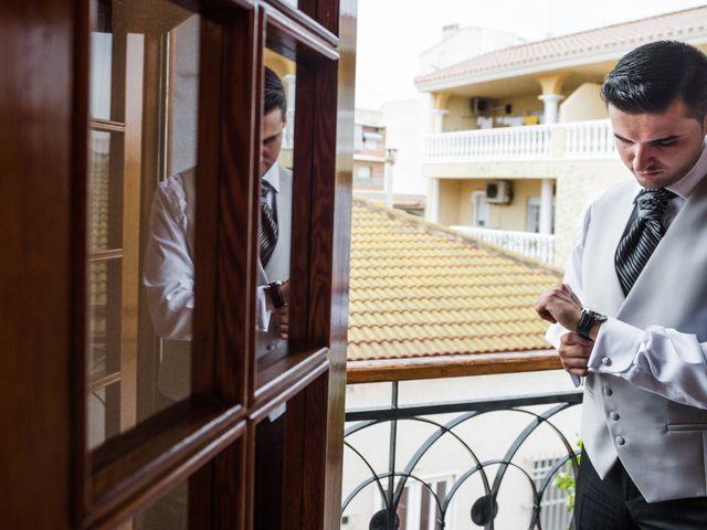 La boda de Pedro y Patrica en Torre Pacheco, Murcia 7