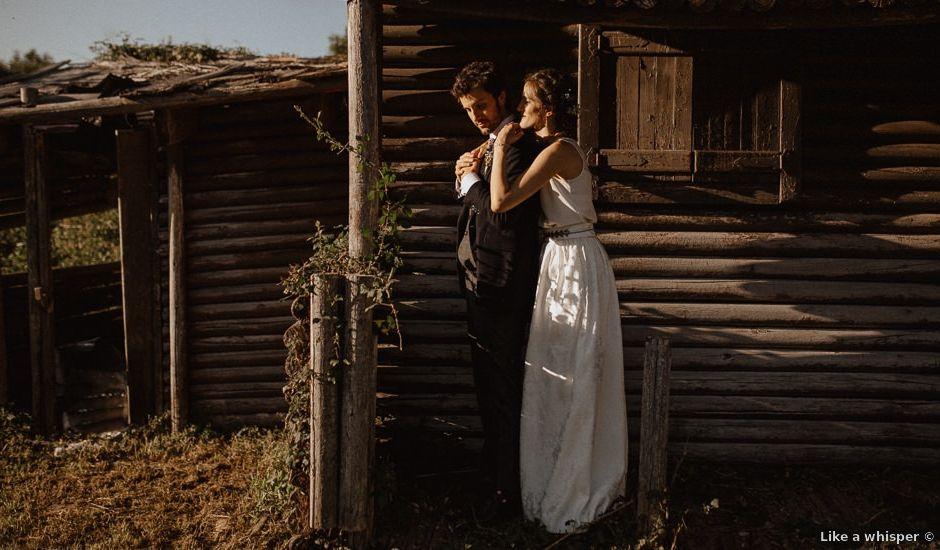 La boda de Julián y Isa en Ezcaray, La Rioja