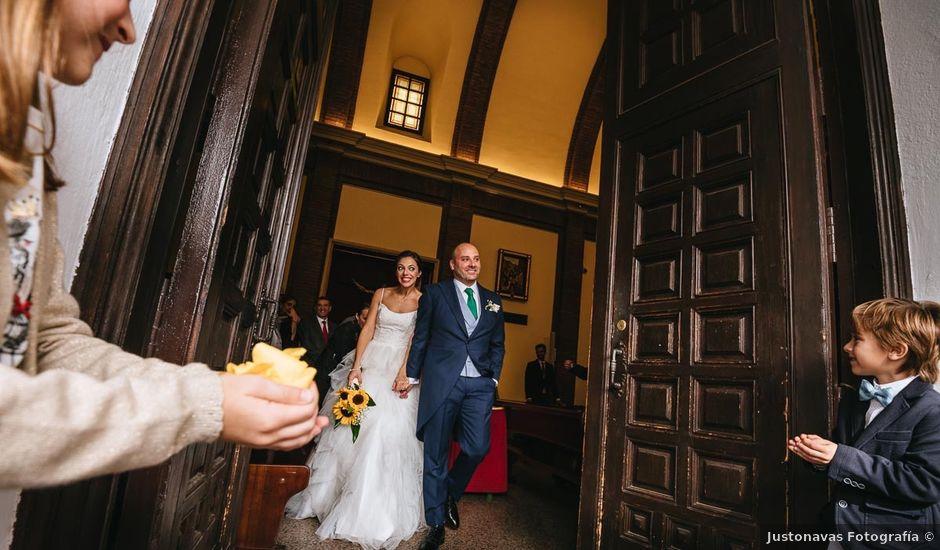 La boda de Joaquin y Gloria en Torrelodones, Madrid