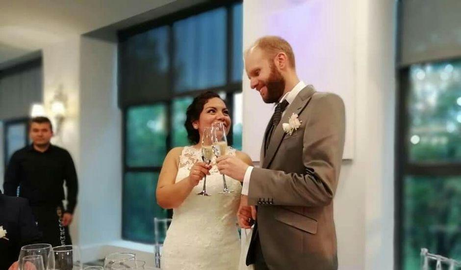 La boda de Estevao y Cristina en Algete, Madrid
