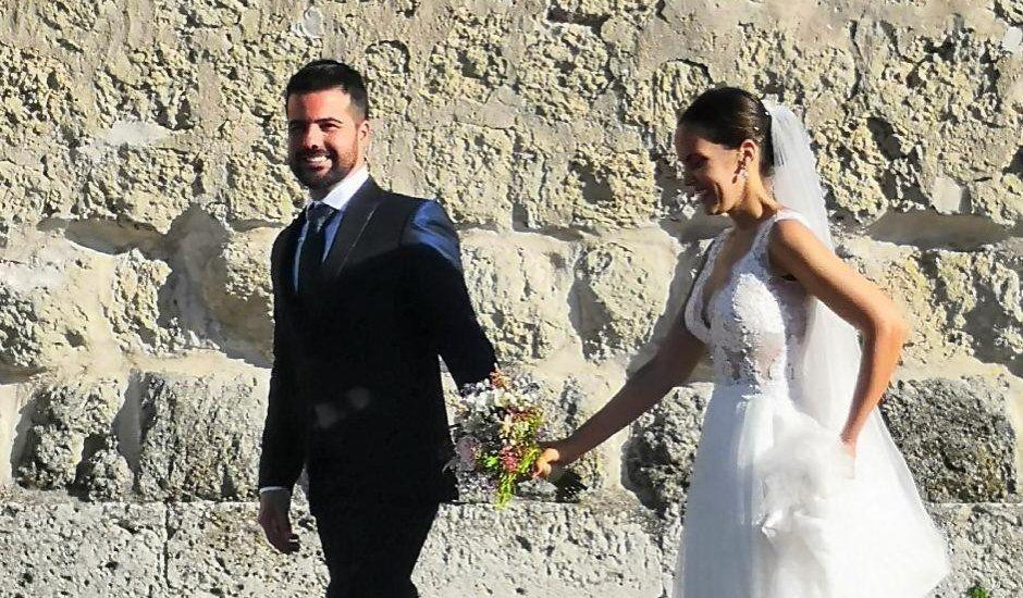 La boda de Adrián y Mónica en Valdemoro, Madrid