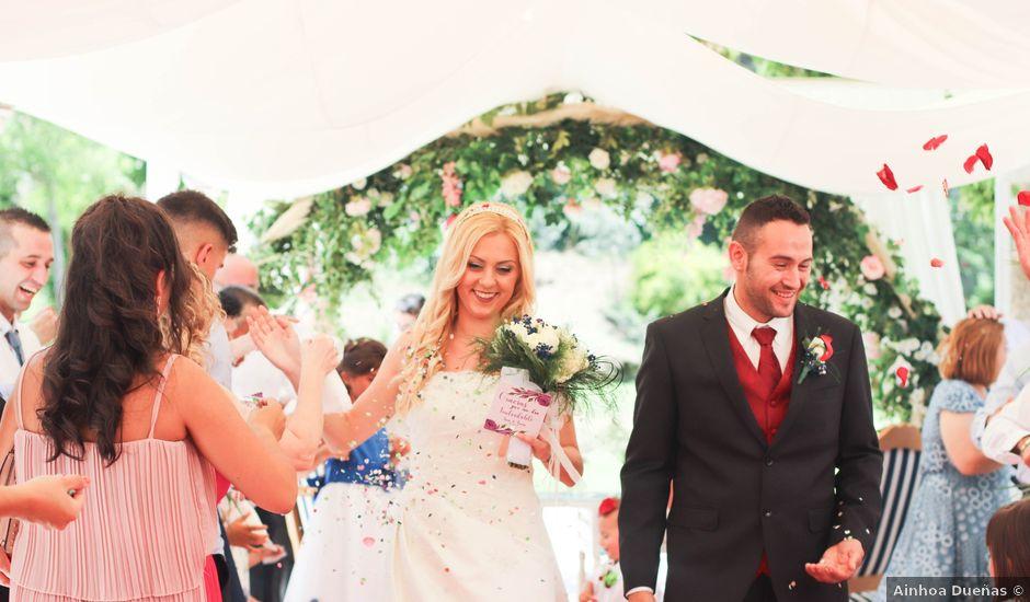 La boda de Javi y Tania en Vilagrassa, Lleida