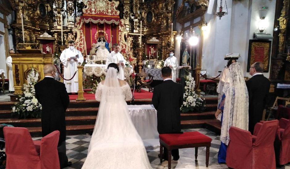 La boda de Jesús y María en Cádiz, Cádiz