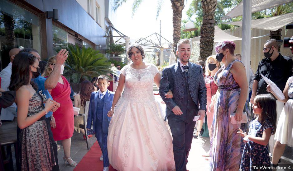 La boda de Ricardo y Azahara en Granada, Granada