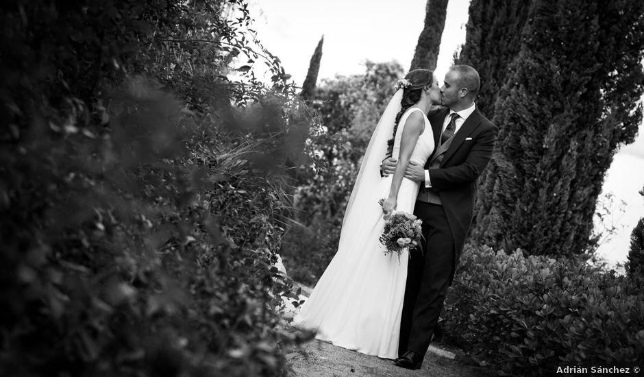 La boda de Kike y Silvia en Hoyo De Manzanares, Madrid