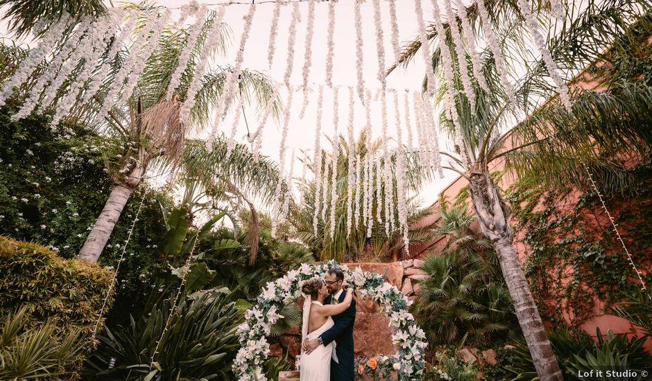 La boda de Laura y Daniel en Roquetas De Mar, Almería