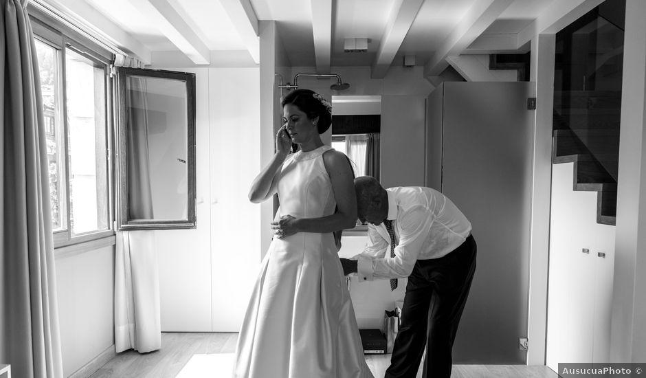 La boda de Pablo y Paula en Mijares, Cantabria