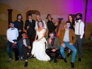La boda de Eva y Oscar