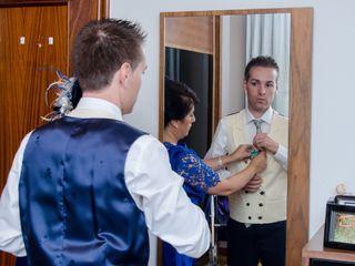 La boda de Tania y Andrés 1