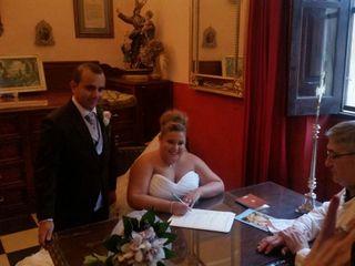 La boda de Lorena y Elías