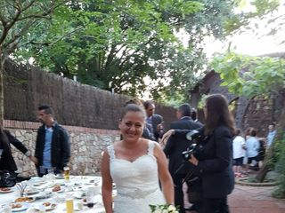 La boda de Lupe  y Rafa 1