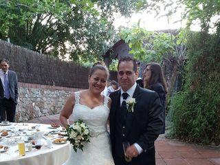La boda de Lupe  y Rafa 2