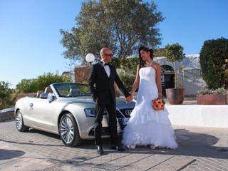 La boda de Sabrina  y Miguel