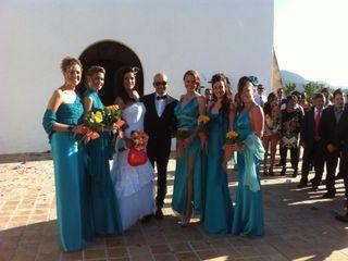 La boda de Sabrina  y Miguel 2